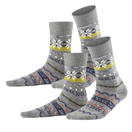Socks, pack of 2